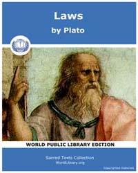 Laws by Plato