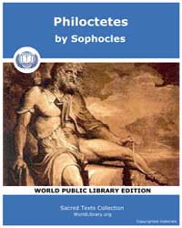 Philoctetes, Score Soph Philoct by Sophocles