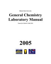 General Chemistry Laboratory Manual by Bleil, Richard E.