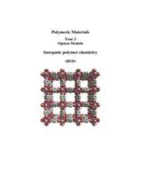 Inorganic Polymer Chemistry by Gimblett, F. G. R.