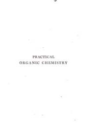 Practical Organic Chemistry by Cohen, Julius B.