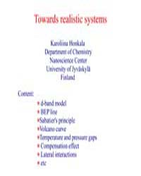 Realistic Systems Part1 by Honkala, Karoliina