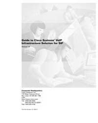 Installing the Cisco Voip Infrastructure... by Technical Books Center