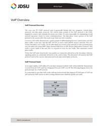 Voip Overview by Technical Books Center