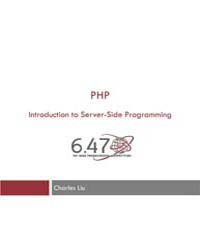 Php Introduction to Server Side Programm... by Liu, Charles