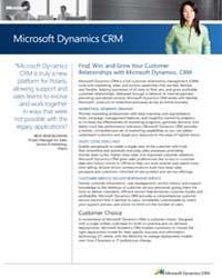 Microsoft Dynamics Crm by Microsoft Corporation