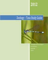 Zoology-taxa Study Guide by McShaffrey, Dave