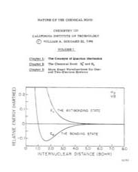 Nature of the Chemical Bond by Goddard Iii, William A.