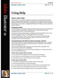 Adobe Illustrator 10 Book by Technical Books Center