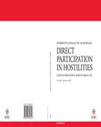 Interpretive Guidance on the Notion of D... by Melzer, Nils