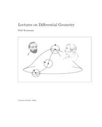 Lectures on Differential Geometry II by Rossmann, Wulf
