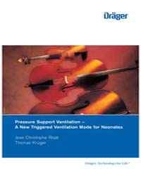 Pressure Support Ventilation a New Trigg... by Rozé, Jean Christophe