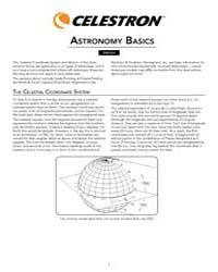 Astronomy Basics by Technical Books Center