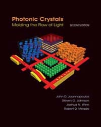 Photonic Crystals Molding the Flow of Li... by Joannopoulos, John D.