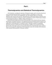 Thermodynamics and Statistical Thermodyn... by Technical Books Center