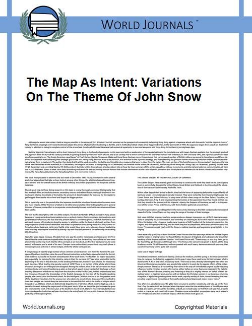 The Map as Intent: Variations on the The... by Tom Koch