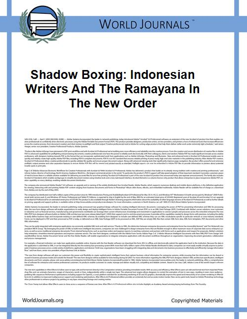 Shadow Boxing: Indonesian Writers and th... by Clark