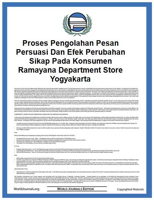 Proses Pengolahan Pesan Persuasi Dan Efe... by Bellanandra