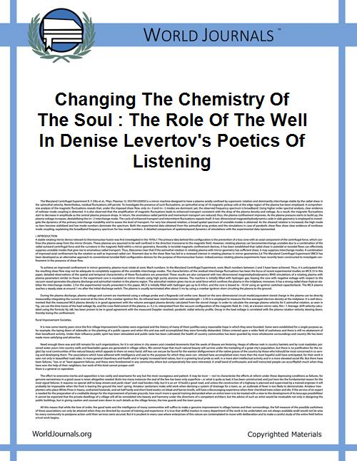 Changing the Chemistry of the Soul : the... by Mills