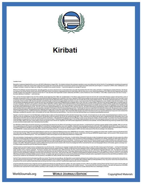 Kiribati by Uakeia, Takuia