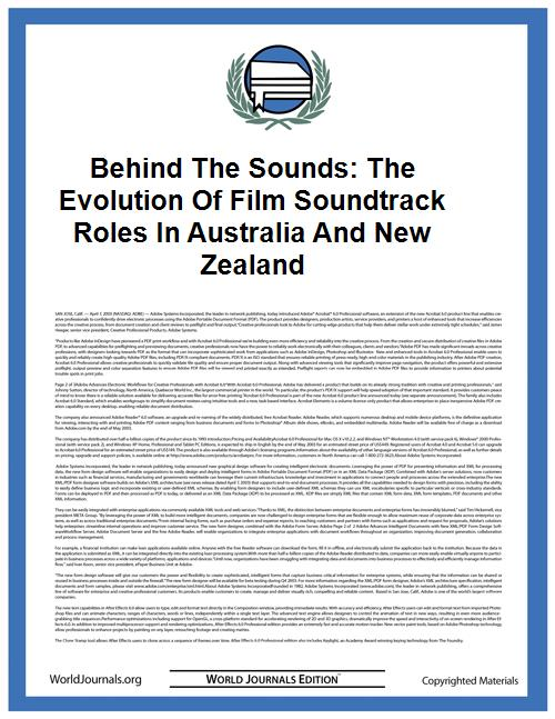 Behind the Sounds: the Evolution of Film... by Lewandowski