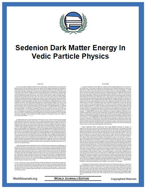 Sedenion Dark Matter Energy in Vedic Par... by Frederick Sweeney