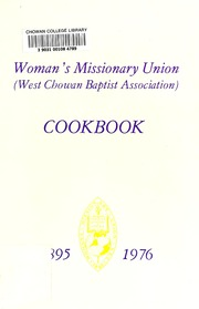 Woman's Missionary Baptist Union (West C... by