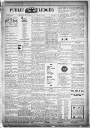 Daily Public Ledger (Maysville, Ky.): 18... by Daily Public Ledger (Maysville, Ky.)