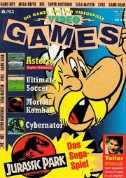 Video Games (1993-08)(Markt & Technik)(D... by