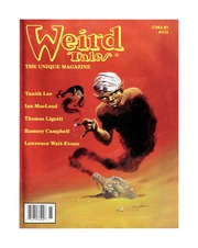 Weird Tales V55N03 (1999 Spring) by