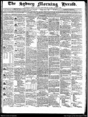 The Sydney Morning Herald 04-07-1845 by Fairfax Media