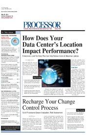 Processor Newspaper Volume 33 Number 10 by Sandhills Publishing