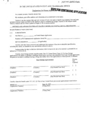 Uspto Patents Application 10675248 by United States Patent