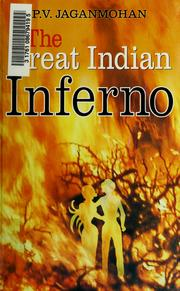 The Great Indian Inferno by Jaganamohana, Pī. Vī.