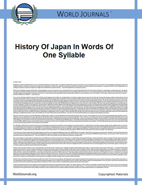 History of Japan in Words of One Syllabl... by Smith, Helen Ainslie.