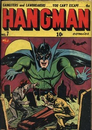 Hangman Comics 07 (1943) by