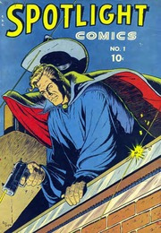 Spotlight Comics 01 by Charlton Comics