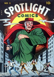 Spotlight Comics 02 by Charlton Comics
