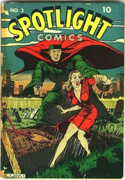 Spotlight Comics 03 by Charlton Comics