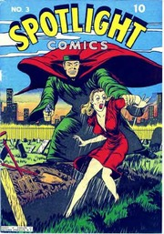 Spotlight Comics 03  Diff Ver by Charlton Comics