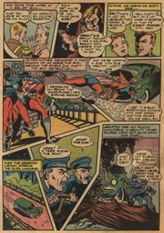 Shield Wizard Comics 12 --(1943) by Mlj/Archie Comics