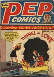 Pep Comics- 56 (1946) by Mlj/Archie Comics