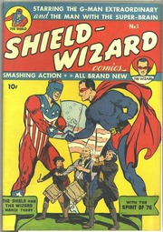 Shield Wizard Comics 01 -(1940) by Mlj/Archie Comics