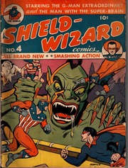 Shield Wizard Comics 04- (1941) by Mlj/Archie Comics