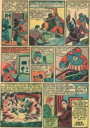 Pep Comics 03- (1940) by Mlj/Archie Comics