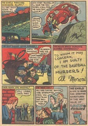 Pep Comics 07 (1940) by