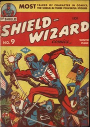 Shield Wizard Comics 09 -(1942) by Mlj/Archie Comics