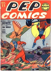 Pep Comics 11 (1941) by Mlj/Archie Comics