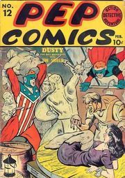 Pep Comics 12 (1941) by Mlj/Archie Comics
