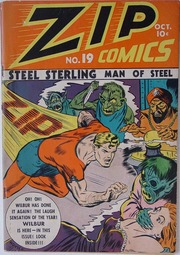 Zip Comics 19 (1941) by Mlj/Archie Comics